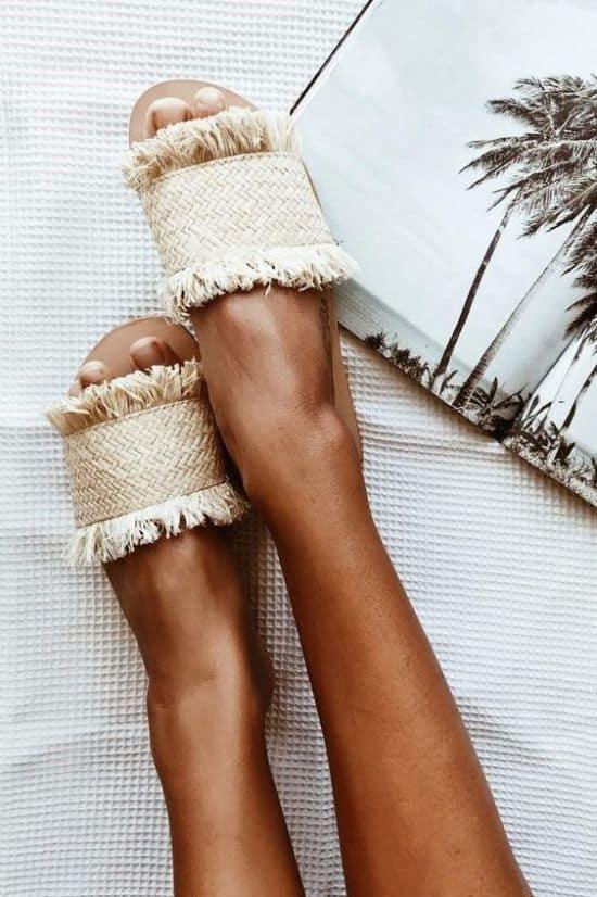 2019 Yazlık Sandalet Modelleri
