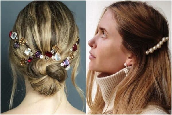 Bu Saç Tokaları Çok Trend