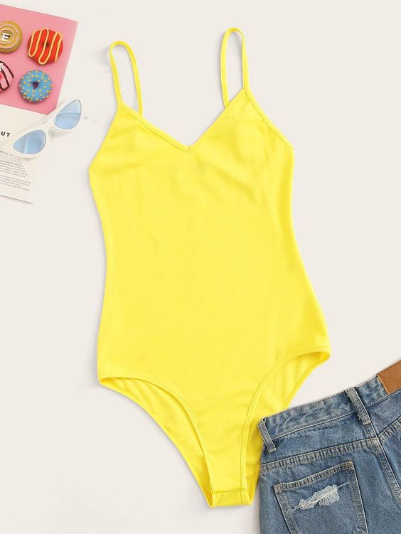 """Bu Yazın Modası """"Sarı"""""""