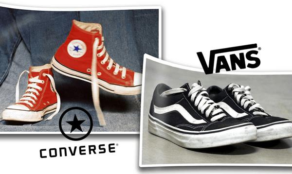 Converse mi? Vans mı?