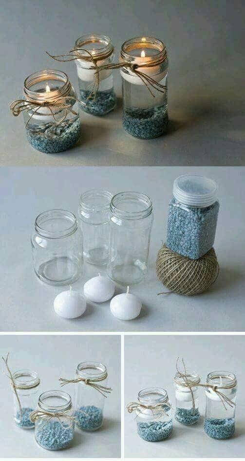 Dekorasyon Eşyalarınızı Kendiniz Yapın