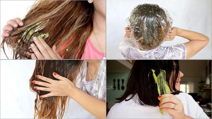 Doğal Yollarla Saç Düzleştirme Yöntemleri
