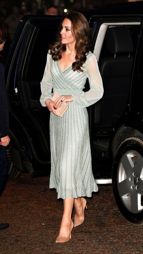 En İyi 5 Kate Middleton Kıyafeti