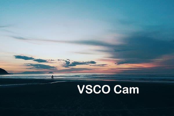 En Sevilen Uygulama VSCO