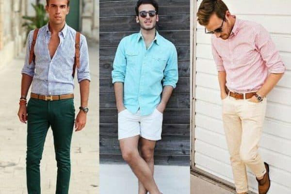 Erkekler İçin Yaz Ayları Kombin Önerileri