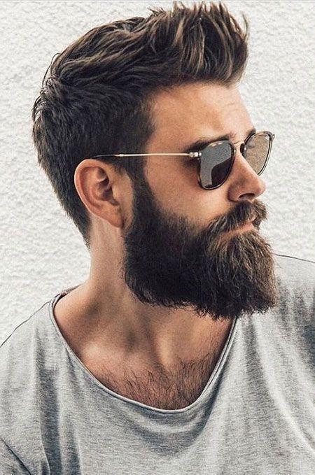 Erkeklerde Saç ve Sakal Modelleri