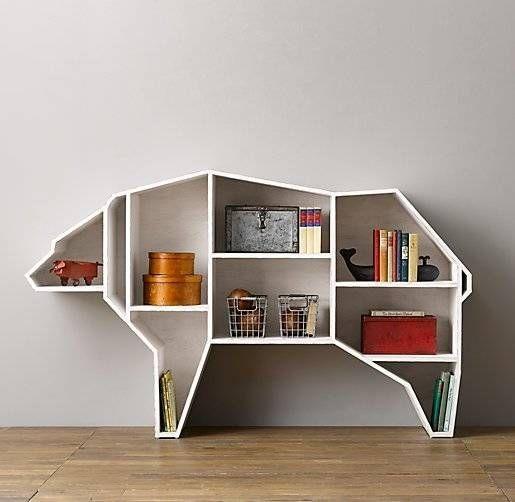 Ev Dekorasyonu: Kitaplık Fikirleri