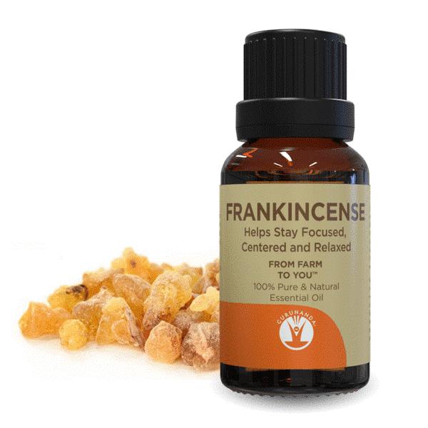 Frankincense Yağı İle Bakım