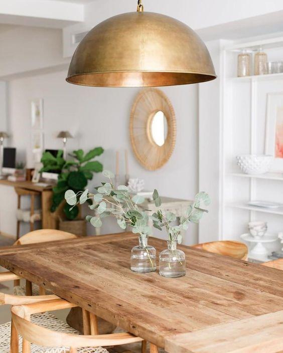 Gold Detaylı Ev Dekorasyon Önerileri