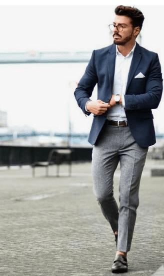 Günlük Takım Elbise Modeli