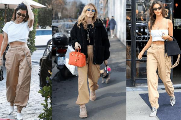 Haberdar Olmanız Gereken Trend: Kargo Pantolonlar
