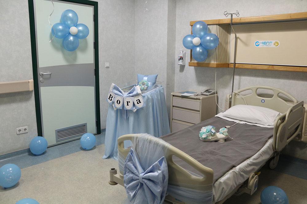 Hastane Odası Süsleme Fikirleri