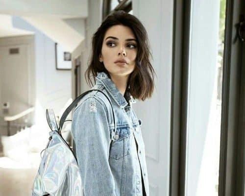 Kendall Jenner Saç Modelleri