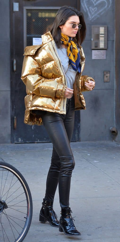 Kendall Jenner Tarzı