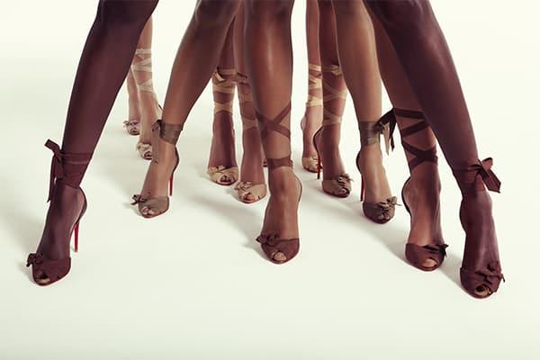 Louboutin Nudes ile Uzun Bacaklı Görünün