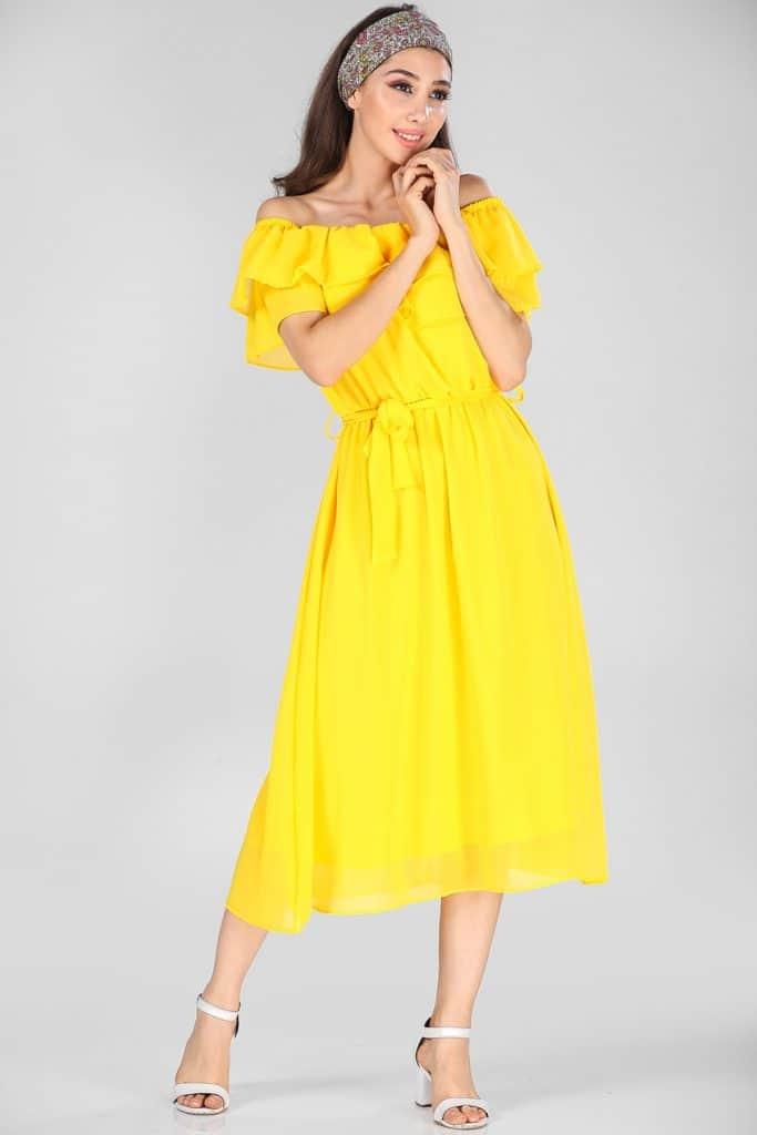 Rüyada Sarı Elbise Görmek