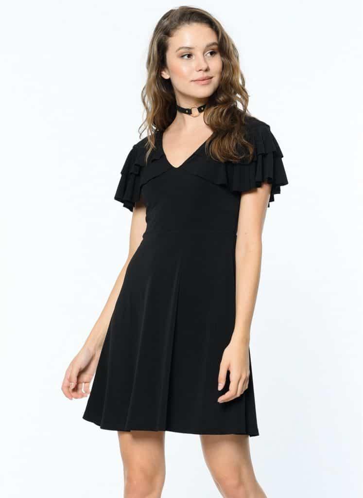 Rüyada Siyah Elbise