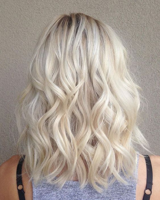 Sarı Saçlar İçin Bakım Önerileri