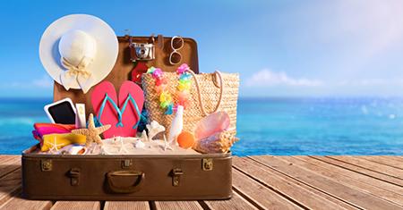 Tatil Valizinde Unutulmaması Gerekenler