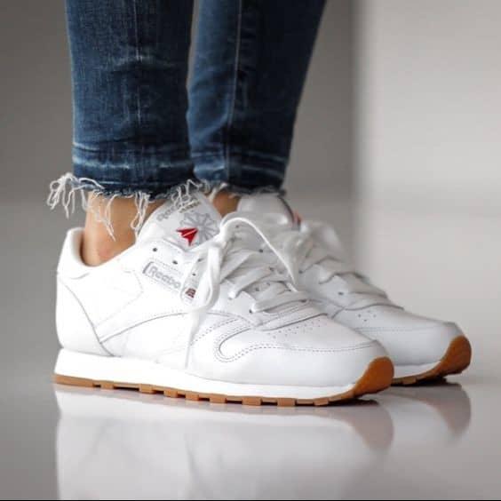 Yaz için 5 Beyaz Sneaker