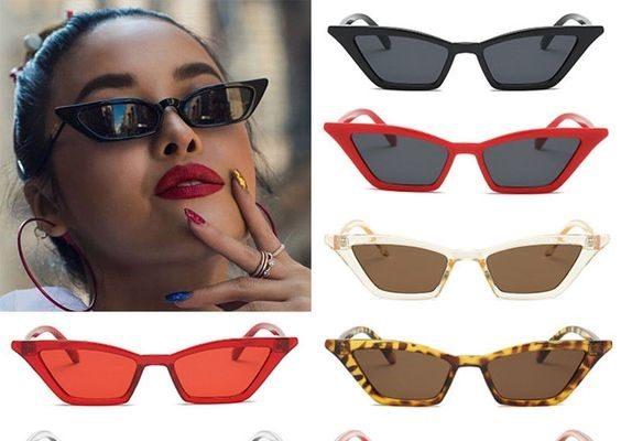 """Yaz Modası """"Renkli Güneş Gözlükleri"""" Önerileri"""