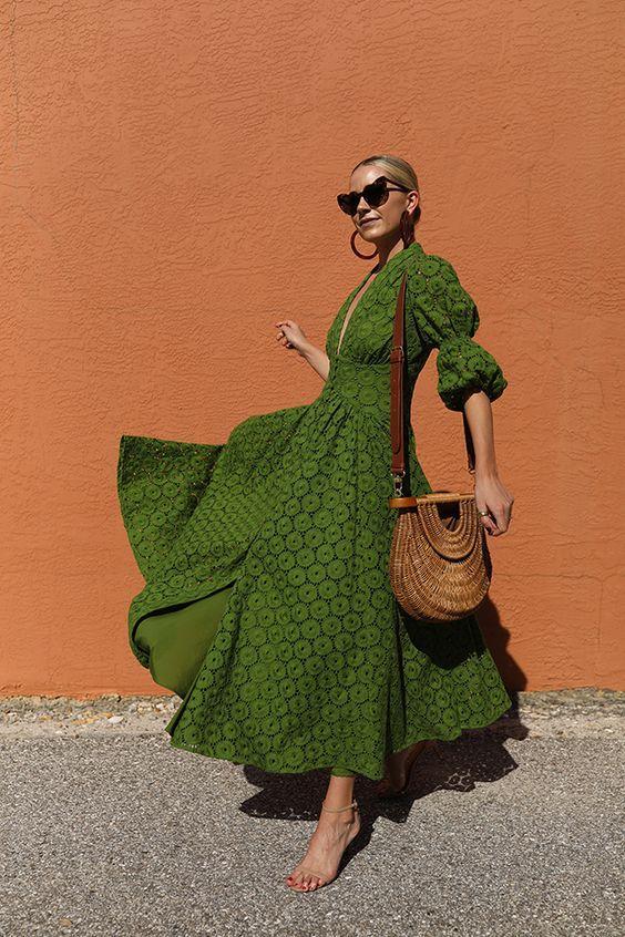 Yeşil Renk En Doğru Hangi Renkle Kullanılır ?