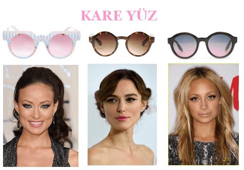 Yüz Şeklinize Göre Gözlük Modelleri