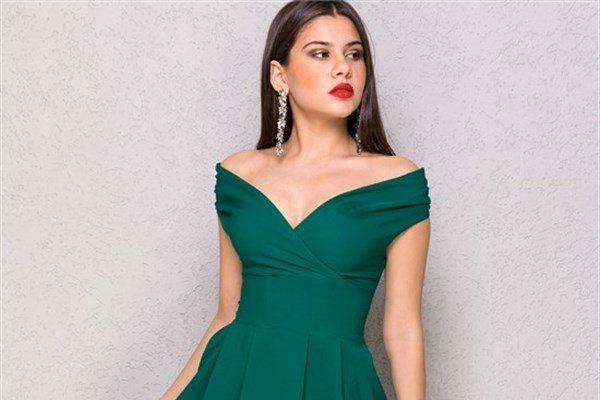 aadd3d0fef6ae Rüyada Yeşil Elbise Görmek | Kombinleri